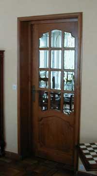 Fenetre alu lille hazebroucq fenetres pvc aluminium - Porte d interieur en chene ...