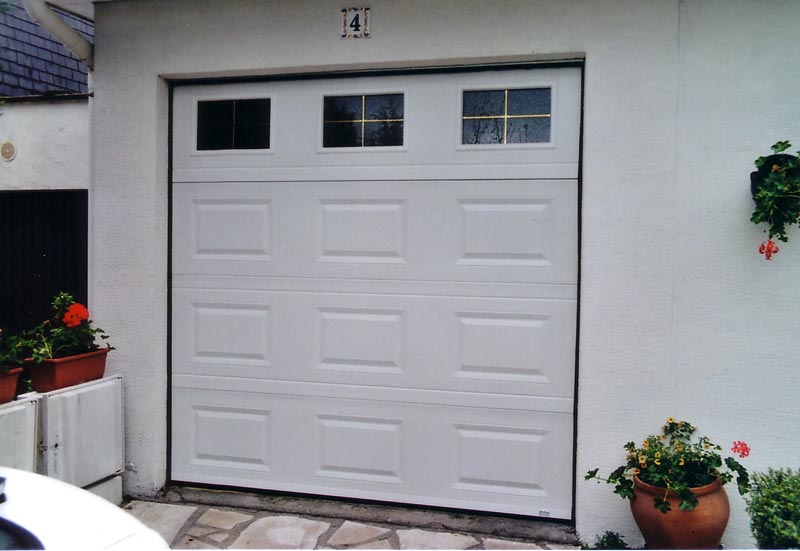 Porte garage roulant - Volet roulant porte de garage ...