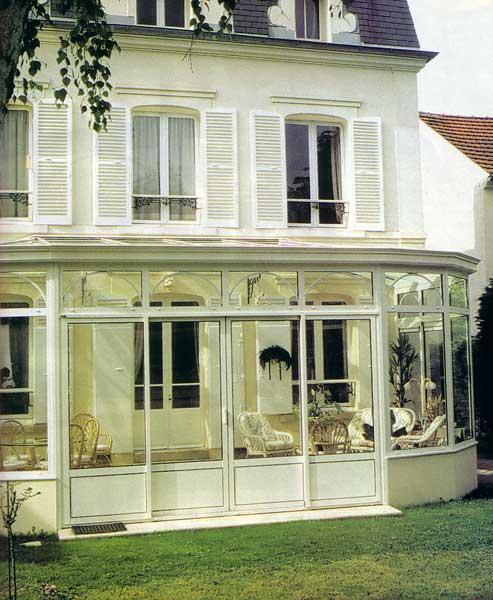 veranda entree maison xl57 montrealeast. Black Bedroom Furniture Sets. Home Design Ideas